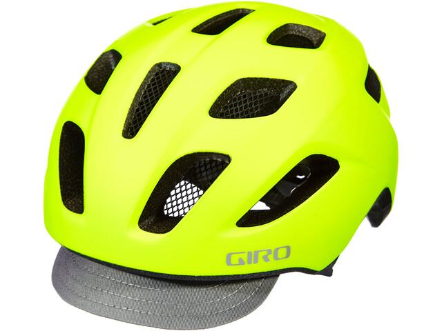 Giro Trella Kask rowerowy Kobiety, matte highlight yellow/silver